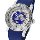 Fortis B-47 World Timer GMT Limited Edition Watch 674.20.15