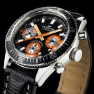 Fortis Marinemaster Vintage Chronograph Watch