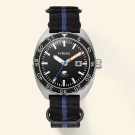 Fossil Breaker Limited Edition Automatic Watch Nylon Strap