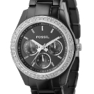 Fossil Multifunction Black Stella Watch ES2157