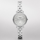 Fossil Heather Mini Stainless Steel Watch