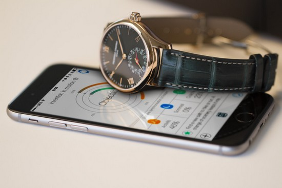 Frederique Constant Horological Smartwatch 2015 Only Watch