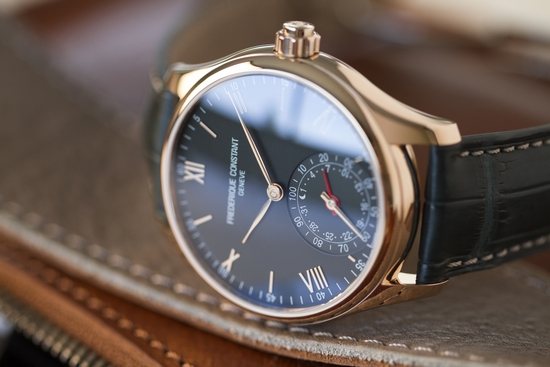 Frederique Constant Horological Smartwatch Only Watch 2015 - Dial