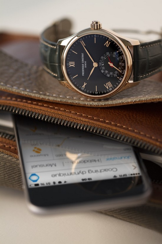 Frederique Constant Horological Smartwatch Only Watch 2015