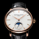 Frédérique Constant Slimline Moonphase Manufacture Watch