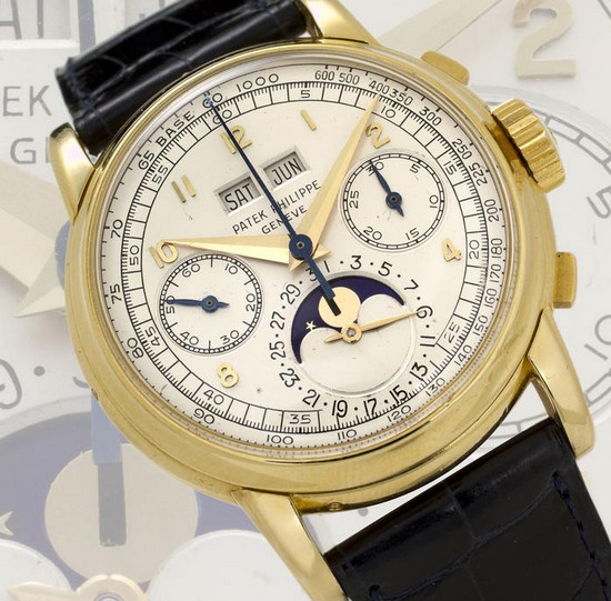 Patek Philippe 2499 Watch