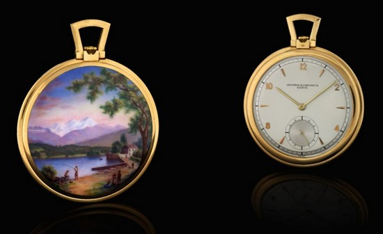 Vacheron Constantin Lake Geneva Pocket Watch