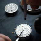 Girard-Perregaux 1966 Integrated Column-Wheel Chronograph Watch Manufacture