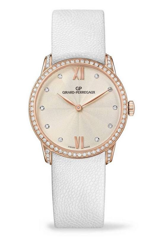 Girard-Perregaux 1966 Lady - The Feminine Mystique Watch Pink Gold