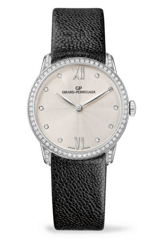 Girard-Perregaux 1966 Lady - The Feminine Mystique Watch White Gold