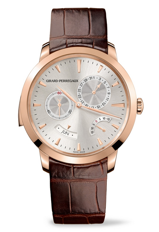 Girard-Perregaux 1966 Minute Repeater with Annual Calendar and EOT Watch
