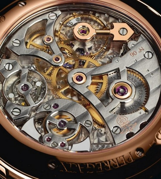 Girard-Perregaux 1966 Movement