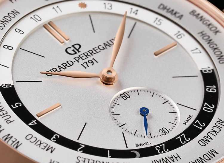 Girard-Perregaux 1966 WW.TC Watch Dial
