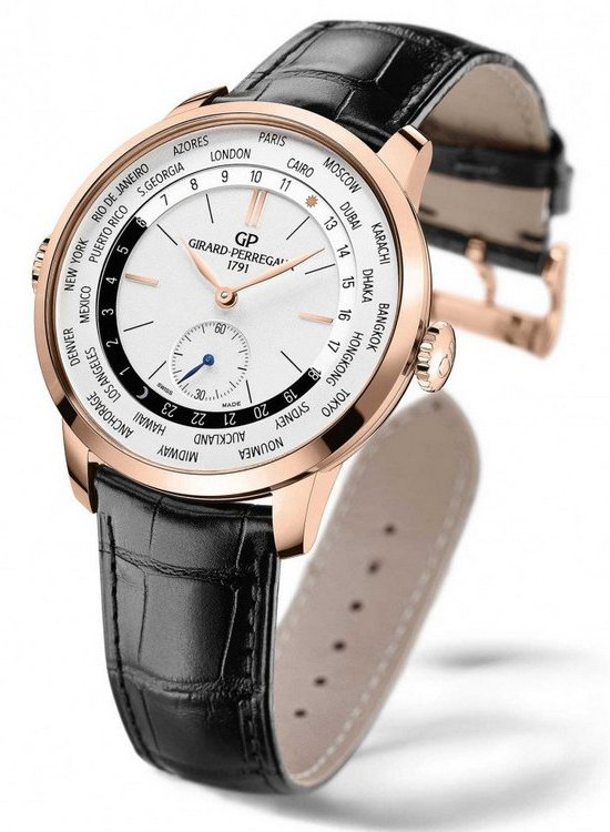 Girard-Perregaux 1966 WW.TC Watch