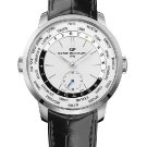 Girard-Perregaux 1966 WW.TC Watch Stainless Steel Leather Strap