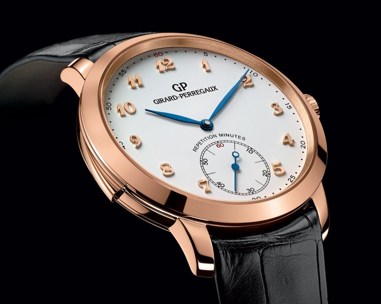 Girard-Perregaux 1966 Minute Repeater Watch