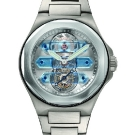 Girard-Perregaux Laureato Tourbillon with Three Bridges Watch