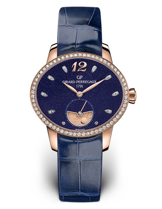 Girard-Perregaux Cat's Eye Aventurine Dial Watch