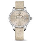 Girard Perregaux Cats Eye Steel Watch