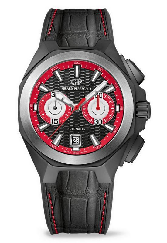 Girard Perregaux Chrono Hawk for Only Watch 2013