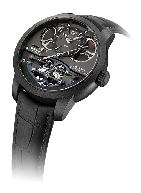 Girard-Perregaux Constant Escapement L.M. 2017 Watch