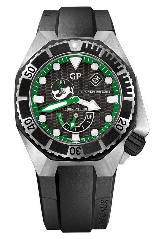 Girard Perregaux Sea Hawk Mission Of Mermaids Watch