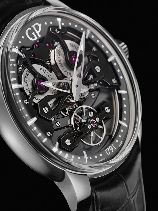 Girard-Perregaux Neo-Bridges Watch Dial