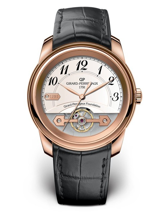 Girard-Perregaux Place Girardet Watch