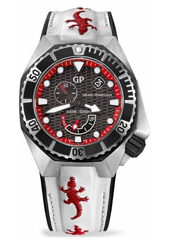 Girard-Perregaux Sea Hawk Diver FOReverglades Watch