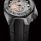 Girard-Perregaux Sea Hawk Steel Bezel Watch