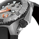 Girard-Perregaux Sea Hawk Steel Bezel Watch Detail