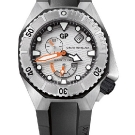 Girard-Perregaux Sea Hawk Steel Bezel Watch Front