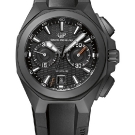 Girard-Perregaux Chrono Hawk Black Ceramic Watch Front