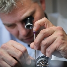 Girard-Perregaux Chrono Hawk Black Ceramic Watch Manufacture
