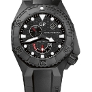 Girard-Perregaux Sea Hawk Black Ceramic Watch Front