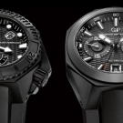 Girard-Perregaux Sea Hawk and Chrono Hawk Black Ceramic Watches
