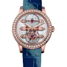 Girard-Perregaux Three Gold Bridges Tourbillon Ladies Watch 99240D52A701-CK7A