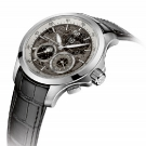 Girard-Perregaux Traveller Large Date, Moon Phases & GMT Stainless Steel Watch
