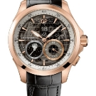 Girard-Perregaux Traveller Large Date, Moon Phases & GMT Watch Rose Gold