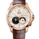 Girard-Perregaux Traveller Large Date, Moonphase & GMT Watch Front