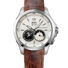 Girard-Perregaux Traveller Large Date, Moonphase & GMT Watch White Gold