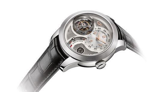 Girard-Perregaux Tri-Axial Tourbillon in White Gold Watch