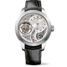 Girard-Perregaux Tri-Axial Tourbillon in White Gold Watch Front