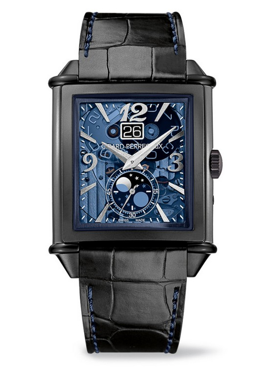 Girard-Perregaux Vintage 1945 XXL  Only Watch 2015 Front