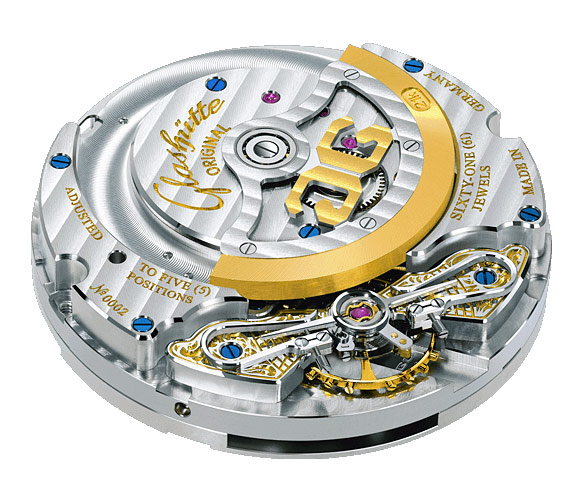 Glashütte Caliber 90-12