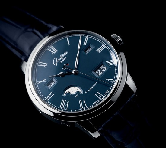 Glashütte Original Senator Perpetual Calendar Boutique Edition Watch