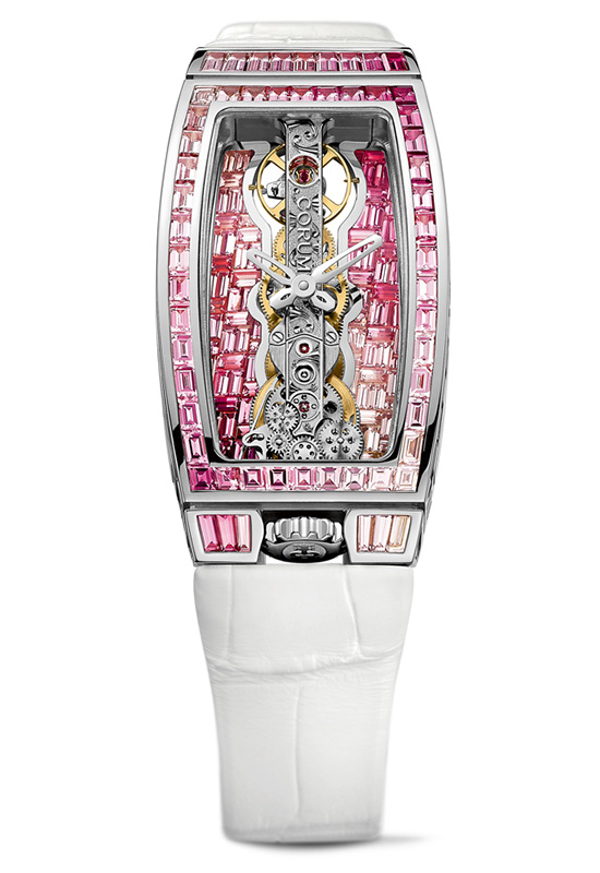 Corum Miss Golden Bridge High Jewelry Watch