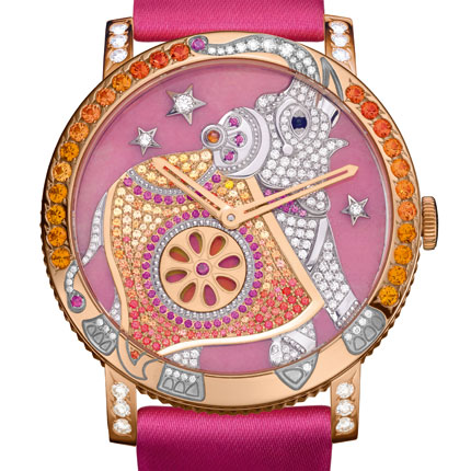 Boucherons Crazy Jungle Hathi Watch