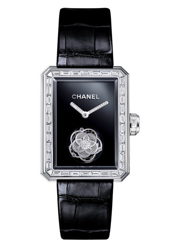 Chanel Flying Tourbillon Camellia Watch