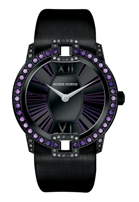 Roger Dubois Velvet Watch